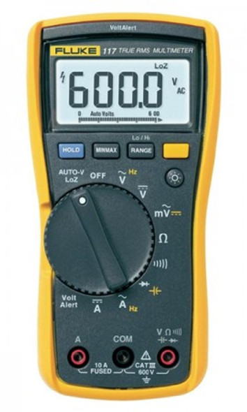 Fluke 117/EFSP Digital Multimeter with Non-Contact Voltage
