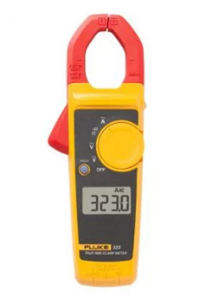 Fluke 323 True RMS Clamp Meter