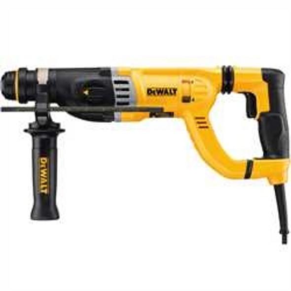 """DeWalt 1-1/8"""" D-Handle SDS Hammer Kit"""