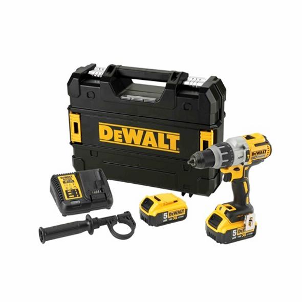 DeWalt 20V MAX RX Cordless Hammer Drill Kit
