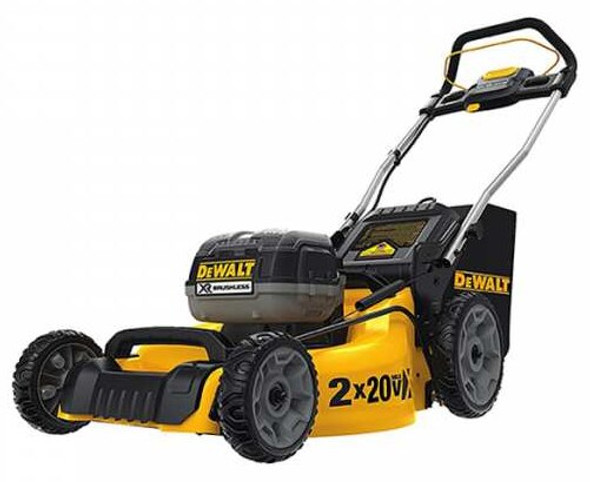 DeWalt DCMW220P2 2x 20V MAX 3-in-1 Cordless Lawn Mower