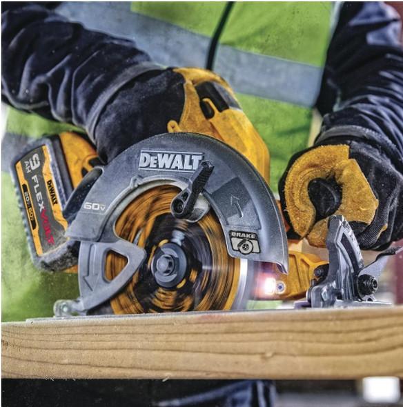 """7-1/4"""" CIRCULAR SAW w/Brake Kit"""