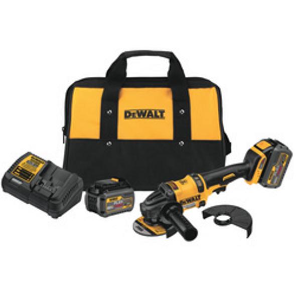 Dewalt DCG414T2 FLEXVOLT 60V MAX Grinder Kit