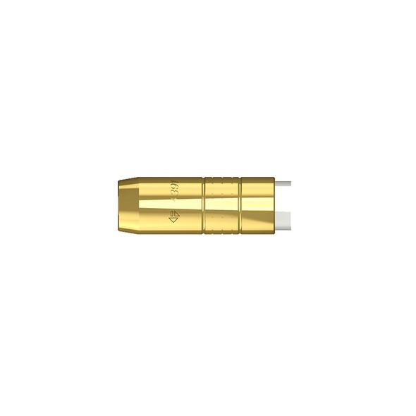 Taipan 4391 WELDCLASS 5/8 - NOZZLE - BRASS - BERNARD STYLE