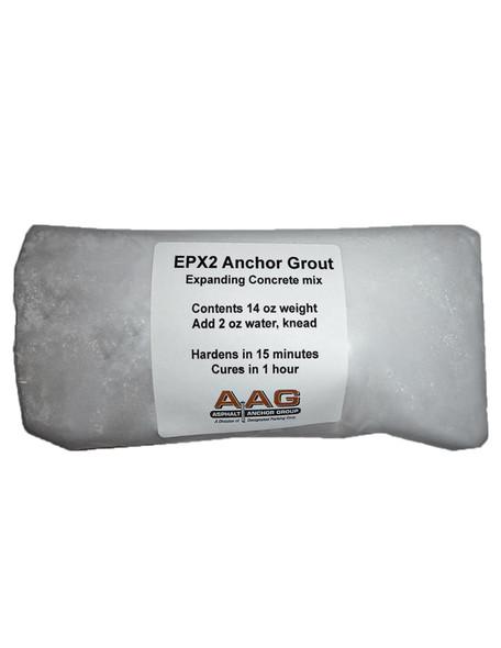 Asphalt Anchors EPX2 Grout 14oz Bag
