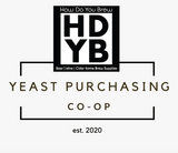 Congratulations to G. Godwin our FIRST HDYB Yeast Purchasing Co-Op Member!