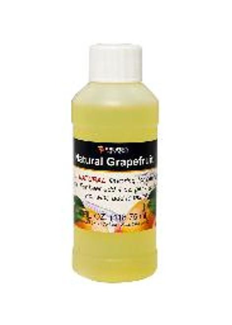 Grapefruit Natural Fruit Flavoring Extract 4 oz (SL67)