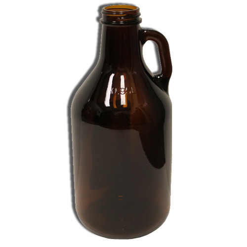 Jug 1/4 gallon | 32 oz (Each )Amber (SL52)