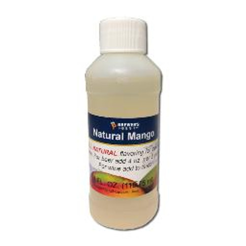 Mango Natural Flavoring Extract 4oz (SL67)