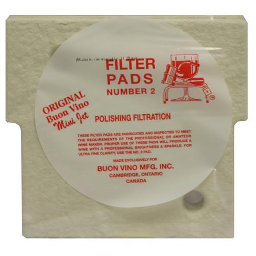 MiniJet Filter Pads | #2 Polish (SL30)