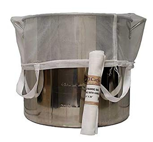 Brew in Bag Nylon Straining Bag (SL34)