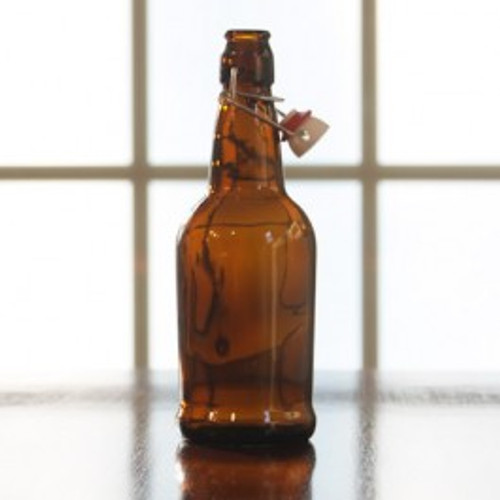 EZ Cap 500 mL | Case of 12 Amber (SL45)