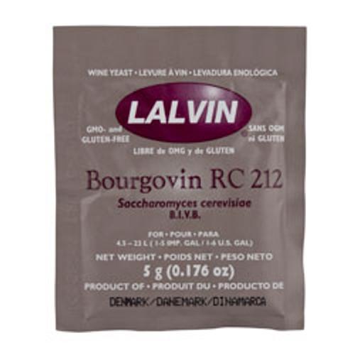 Lalvin RC-212 Bourgovin Red (SL68)
