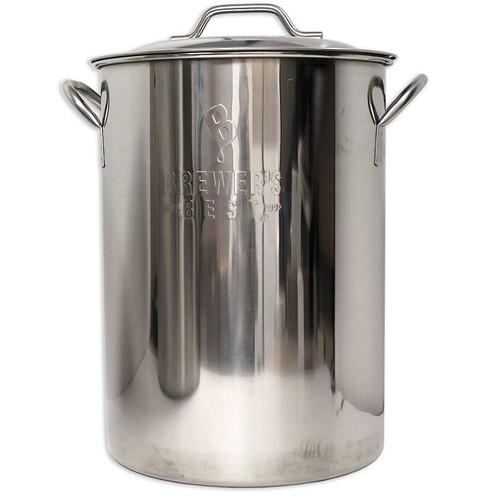 8 Gallon Brewer's Best Basic Brewing Pot (SL37)