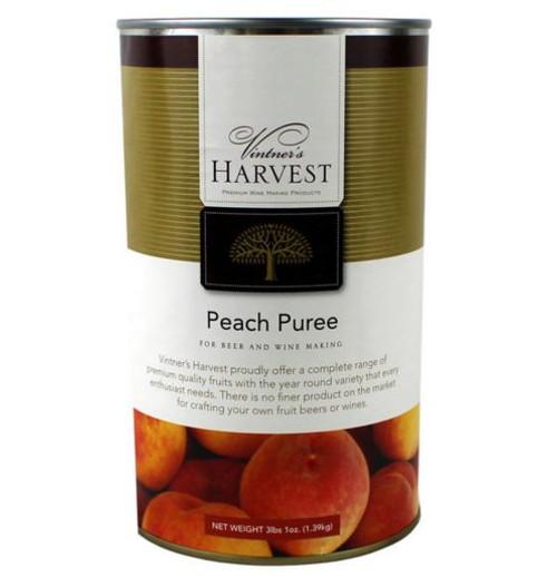 Peach Puree - Vintner's Harvest (SL27)