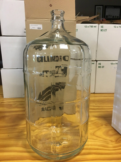 CARBOY 6 GALLON GLASS (SL31)