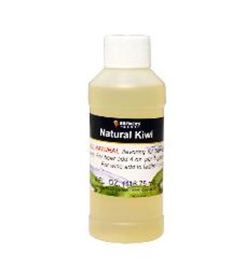 Kiwi Natural Fruit Flavoring Extract 4oz (SL67)