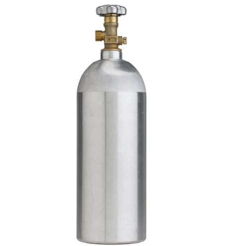 CO2 5LB TANK, USED FILLED