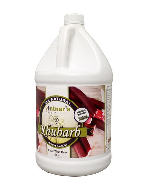 Vintners Best® - Rhubarb Fruit Wine Base 128 oz (SL28)