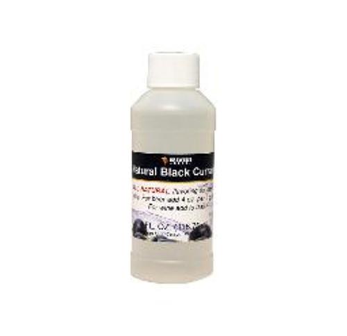 Black Currant Natural Fruit Flavoring 4 oz (SL67)