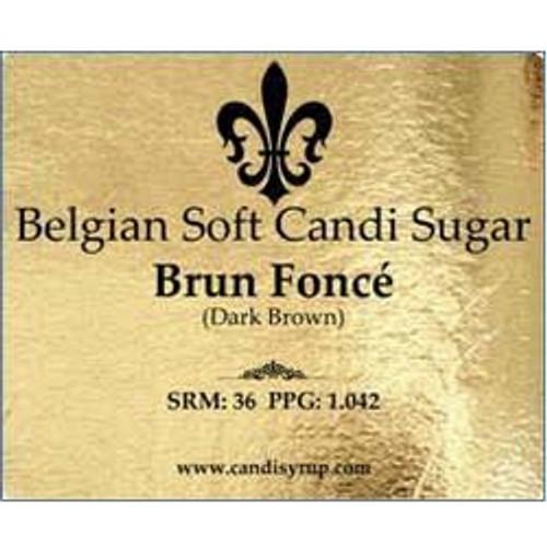 Belgian Soft Candi Sugar Dark Brown (SL27)