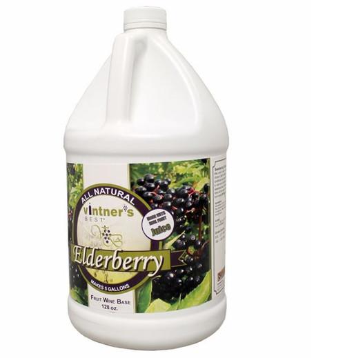 Vintners Best® - Elderberry Fruit Wine Base 128 oz (SL28)