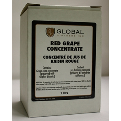Red Grape Concentrate 1 liter (SL28)
