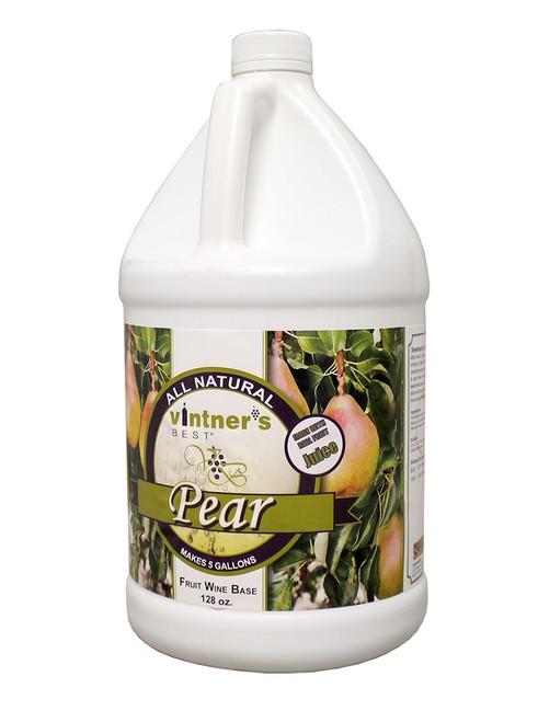 Vintners Best - Pear Fruit Wine Base 128 oz (SL28)