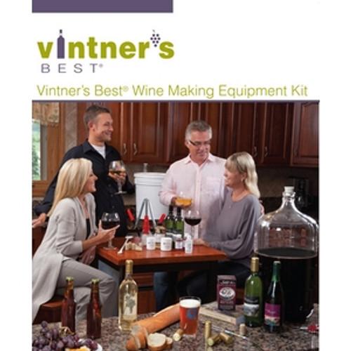 Vintner's Best Wine Making Equipment Kit (SL26)