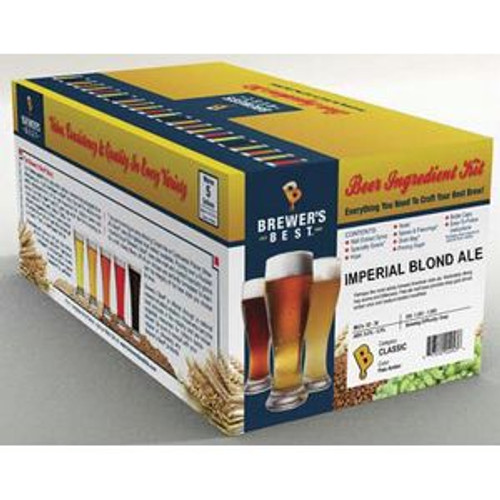 Imperial Blonde Ale (SL38)