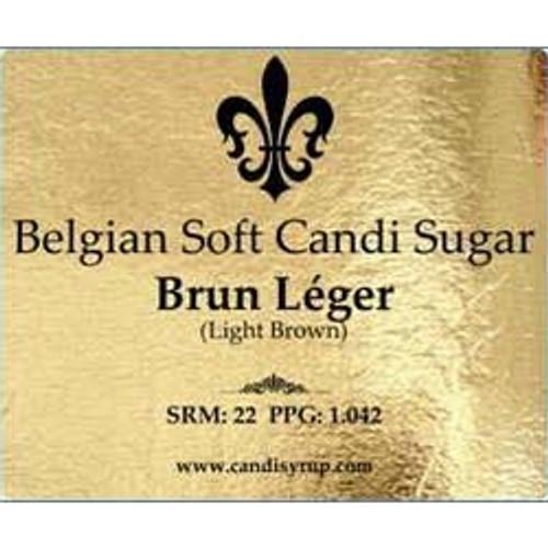 Belgian Soft Candi Sugar Light Brown (SL27)
