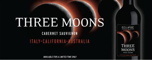 Eclipse Three Moons Cabernet Sauvignon