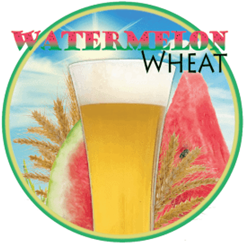 Watermelon Wheat Beer Ingredient Kit 5 Gallons (SL39)