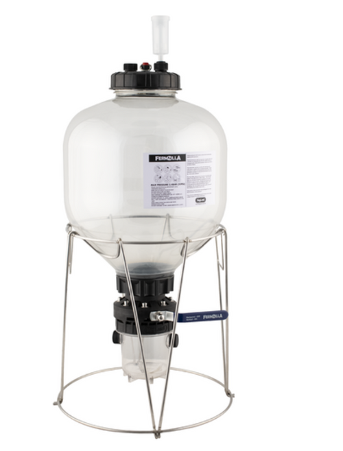 FermZilla Conical Fermenter - 7.1 gal. / 27 L. (SL24)