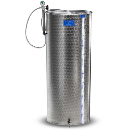 200L Marchisio SS Variable Capacity Tank