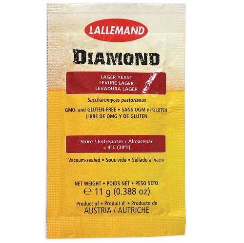 Lallemand Diamond Lager Yeast 11g (SL64)
