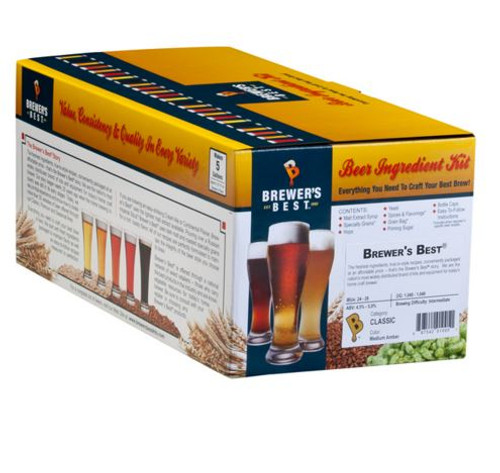 Mango Saison ingredient kit (SL39)