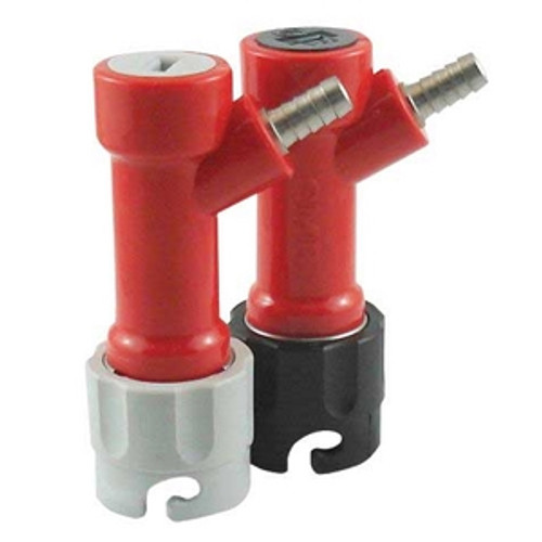 Pin Lock Gas Connector Barb (SL55)