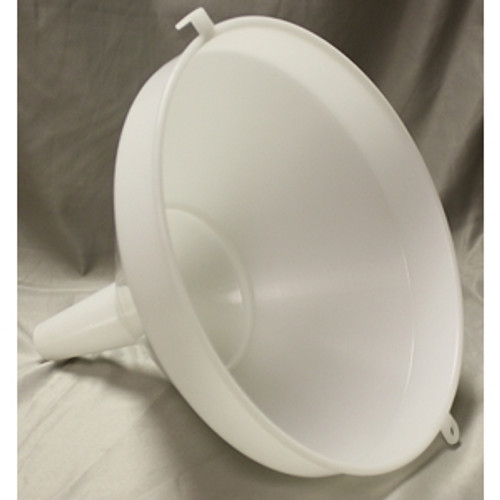"Funnel - Nylon 10"" with Strainer (SL35)"