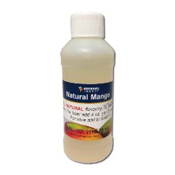Mango Natural Flavoring Extract 4oz