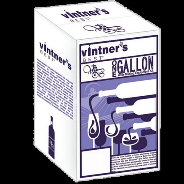 Vintner's Best® One Gallon Wine Equipment Kit