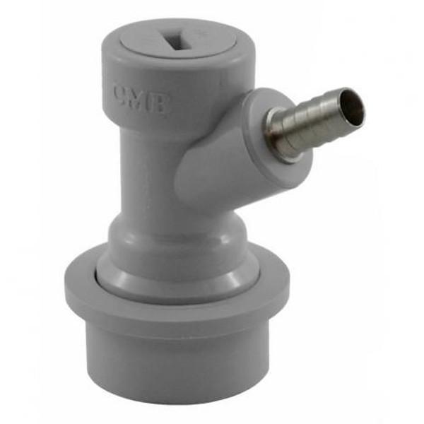 Ball Lock Gas Connect Barb (SL55)