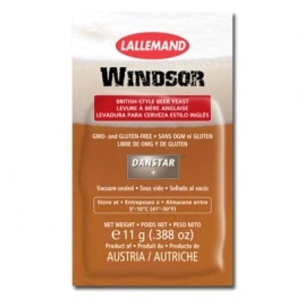 Lallemand Windsor Ale 11g (SL64)