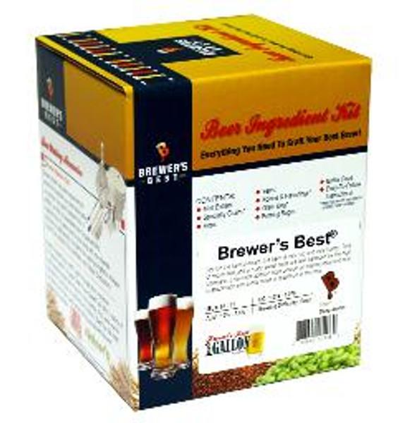 American Brown Ale One Gallon