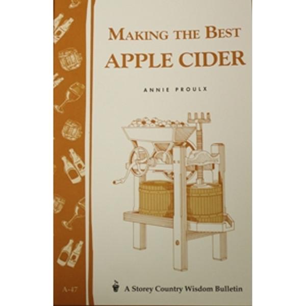 Make the Best Apple Cider (Proulx)