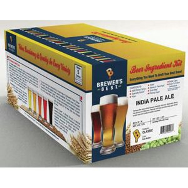 India Pale Ale     IPA Kit (SL39)