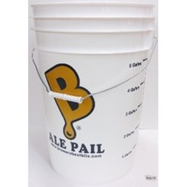 6.5 Gallon Ale Pail Fermenting Bucket