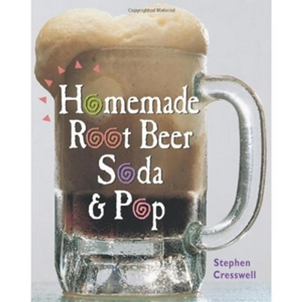 Homemade Root Beer Soda & Pop (Stephen Cresswell)