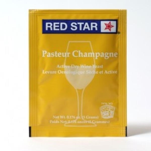 Red Star Pasteur Blanc Wine Yeast 5 gm