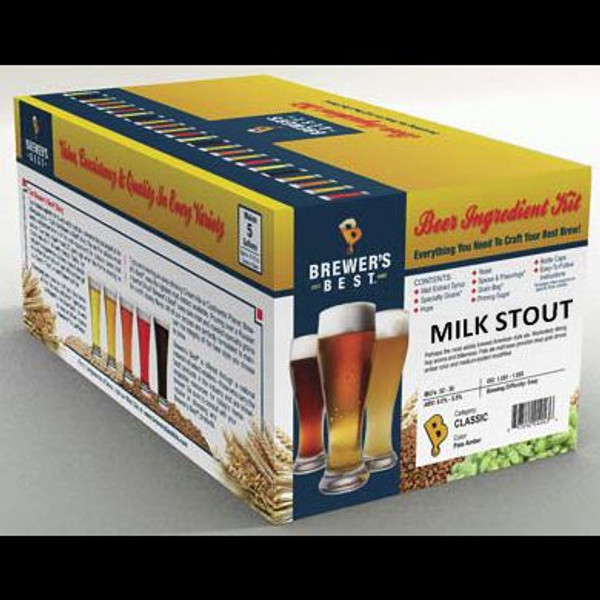 Milk Stout (SL39)